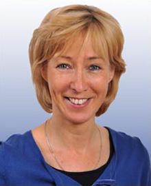 Portraitfoto von Dr. Kathrin Nieter